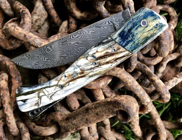 Couteaux Pays Basque - Laforet - Thiers Mammouth - Coutellerie La Civette - Saint-Jean-de-Luz